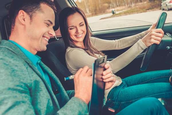 Советы инструктора по вождению