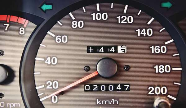 Что такое одометр в автомобиле