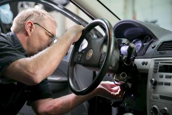 Ремонт системы зажигания автомобиля