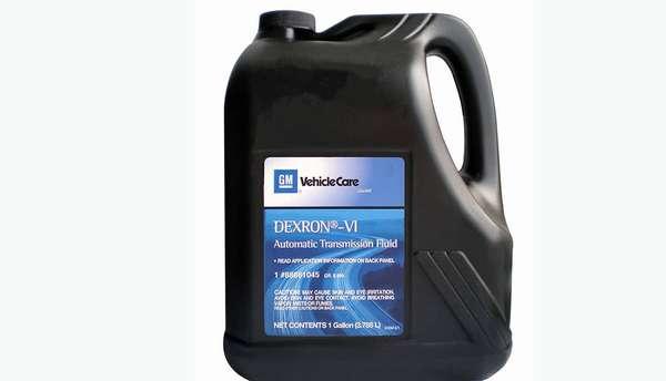 Пример масла Dextron VI