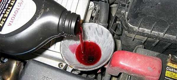 Как избежать перелив масла в АКПП?