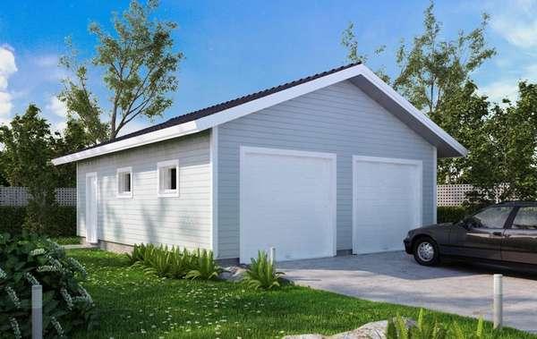 Автономные гаражи