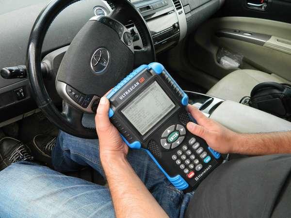 Мультимарочный сканер для диагностики авто