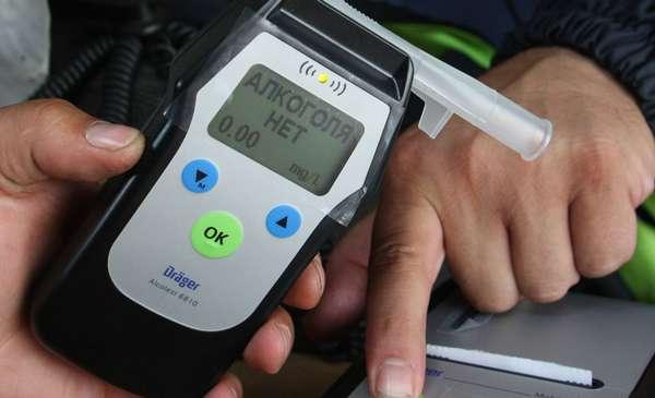 Измерение алкоголя в крови
