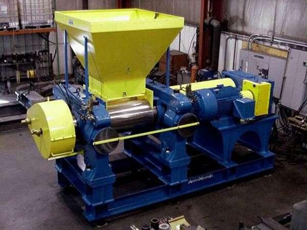 Агрегат для производства резиновой крошки