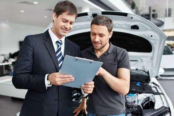 Оформление обмена автомобиля