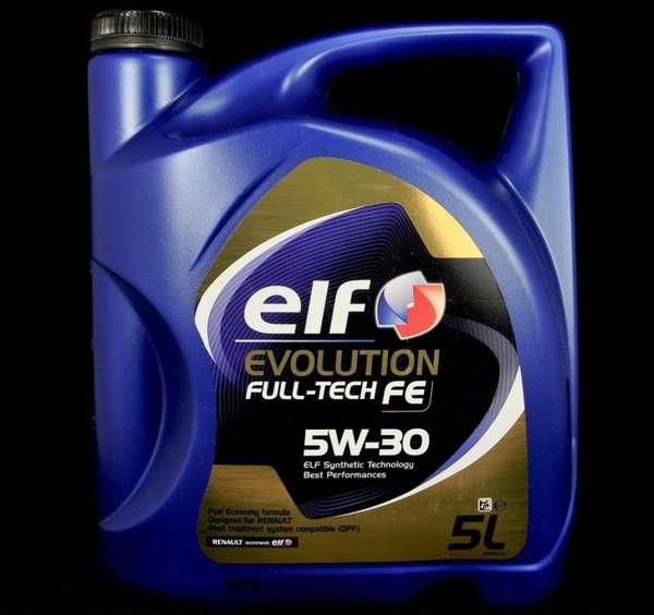 elf evolution Full Tech FE