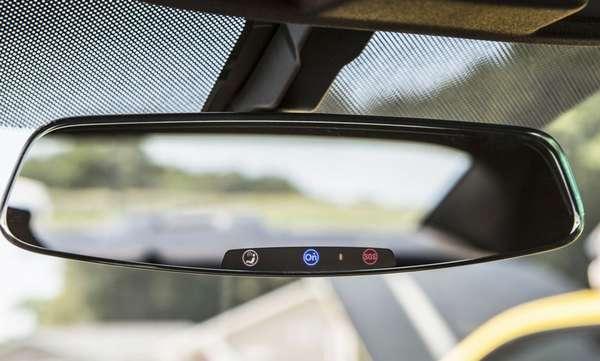 Зеркала заднего вида автомобиля