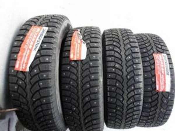 Покрышки марки Bridgestone разных размеров