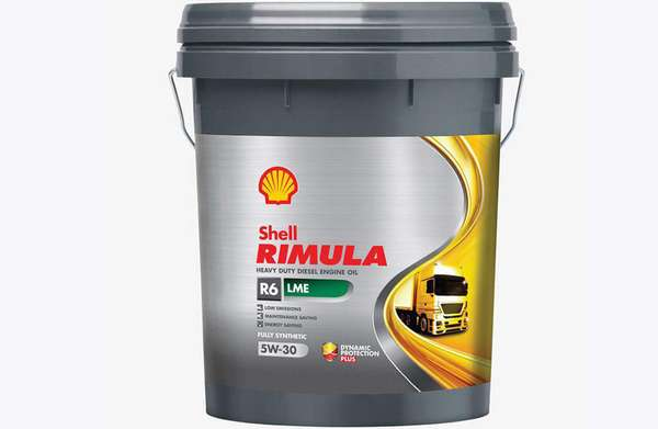 Shell Rimula R6 LMЕ