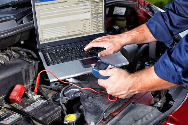 Проверка электрической части автомобиля