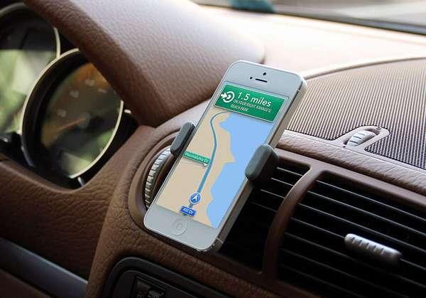 Как выбрать держатель для телефона в машину
