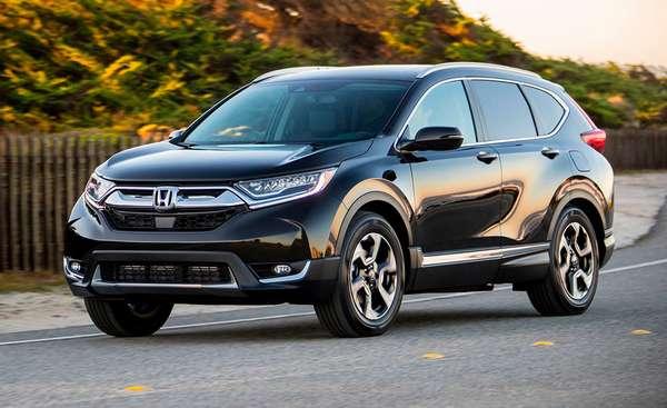 Изображение Honda CR-V