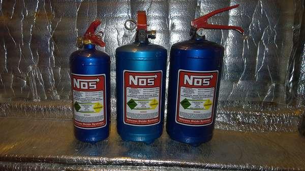 Опасность использования закиси азота