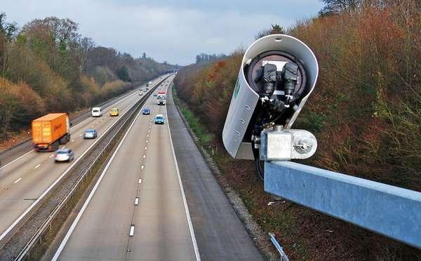Система видеофиксации на дороге