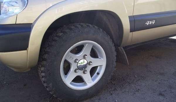 Чем и как можно защитить колёсные арки автомобиля