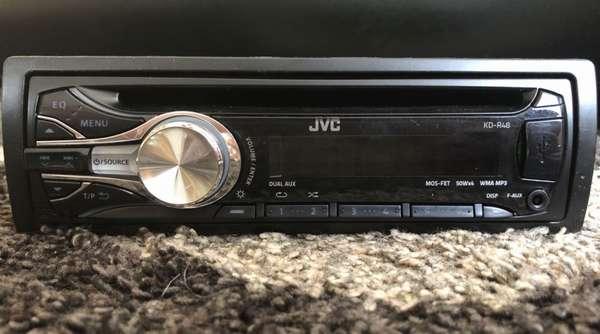 Автомагнитола JVS
