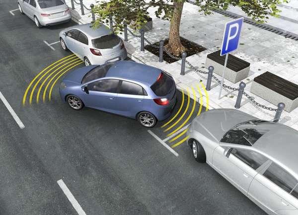 Правила параллельной парковки