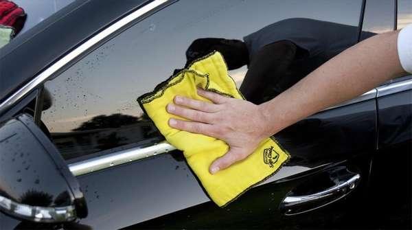 Салфетка для мытья авто