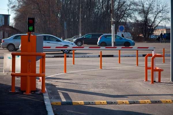 Виды парковочных ограждений