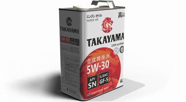 Takayama 5W30