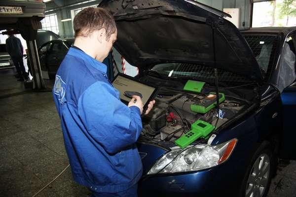 Диагностика инжектора автомобиля