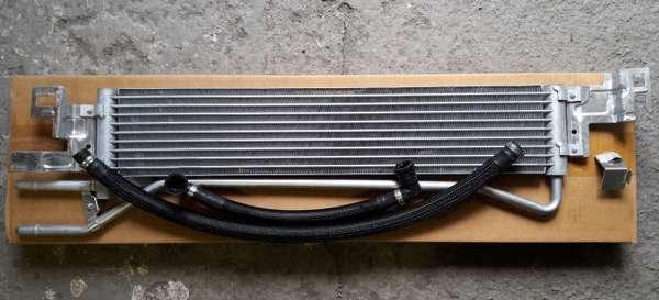 Для чего нужен дополнительный радиатор АКПП?