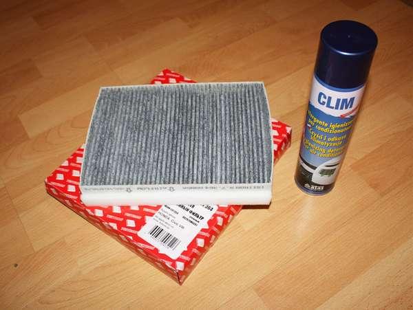 Угольное фильтрующее устройство для авто
