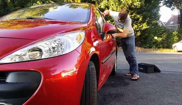 Как и чем отполировать машину своими руками в домашних условиях