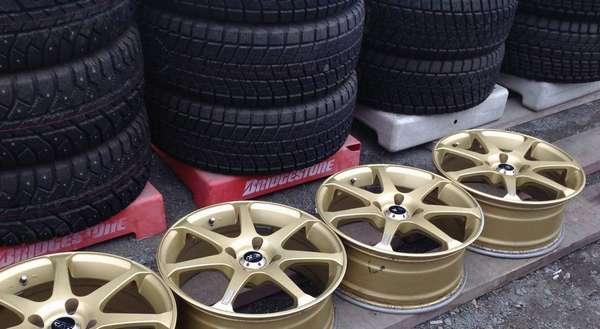 Подбор дисков и шин