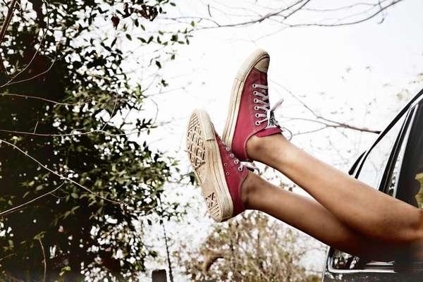 Обувь для вождения для женщин