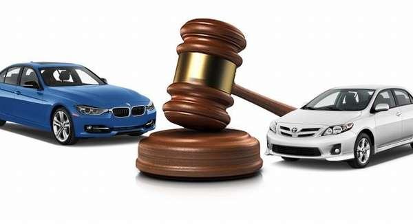реализация автомобилей судебными приставами