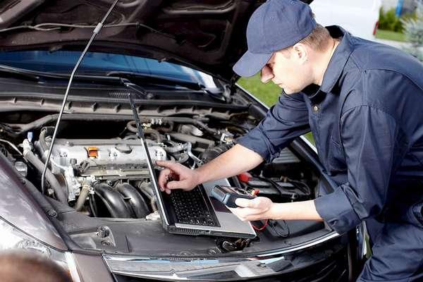 Диагностика автомобиля в техцентре