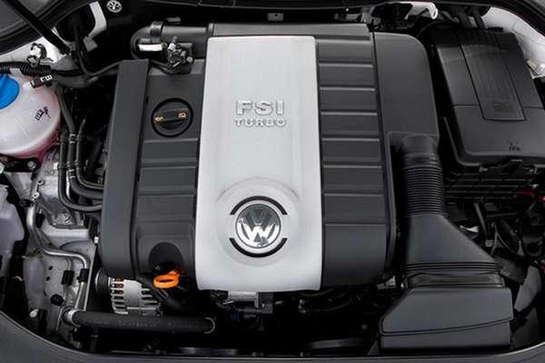 Отличительные особенности двигателя