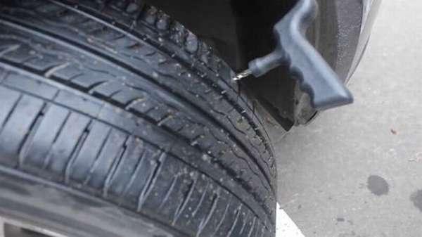 Жгут для ремонта шины