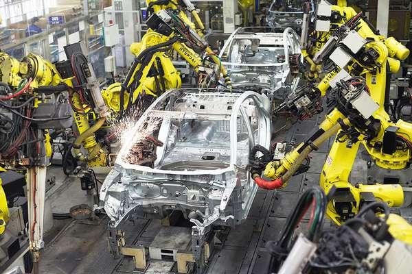 Где производят автомобили Hyundai