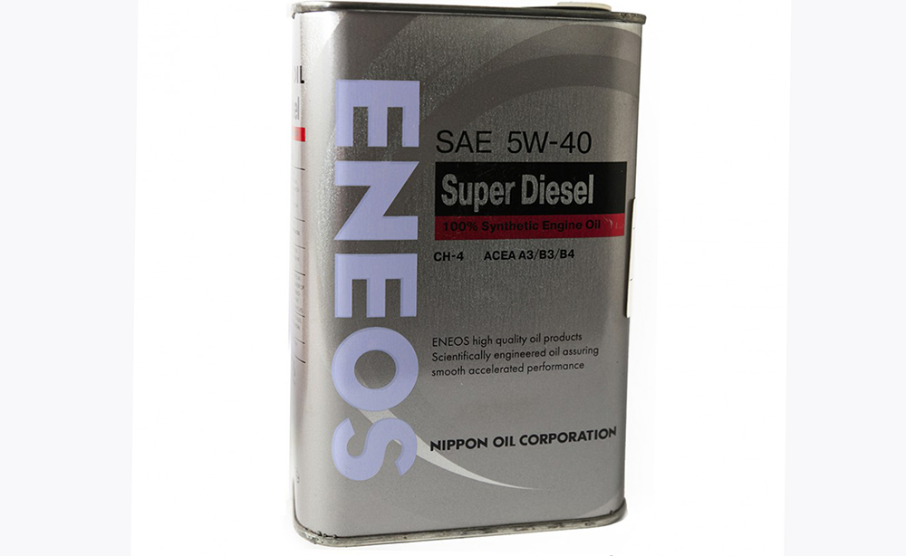 ENEOS 5W-40 SUPER DIESEL