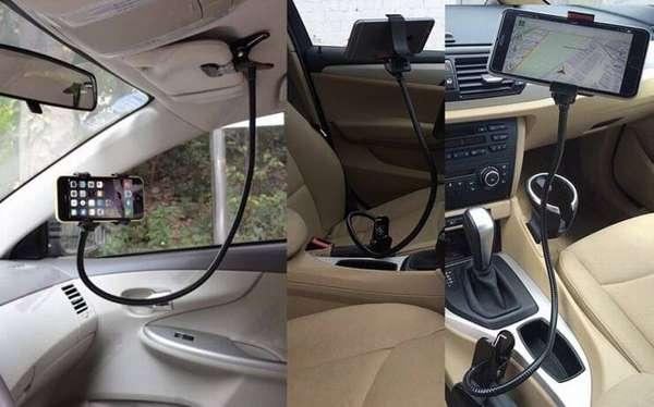 держатель для телефона в авто москва