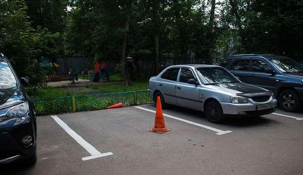 Какой размер парковочного места нужен для автомобиля