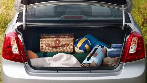 Как открыть багажник автомобиля без ключа