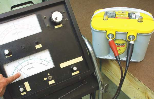 Как правильно заряжать гелевые аккумуляторы