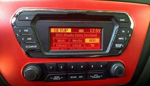 Система RDS в авто