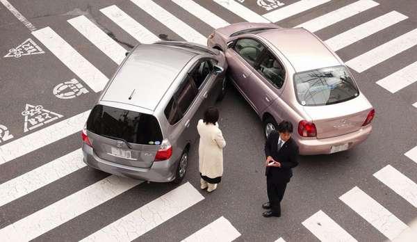 Как поставить на учёт битый автомобиль