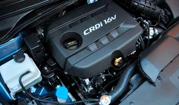Особенности двигателя CRDI