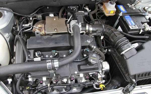 Плюсы турбированного двигателя