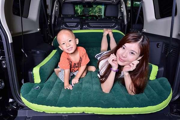 Спальный матрас для автомобиля