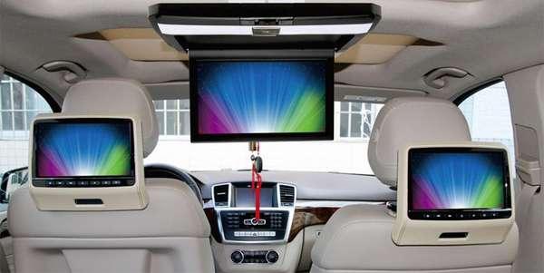 Выбор автомобильного телевизора