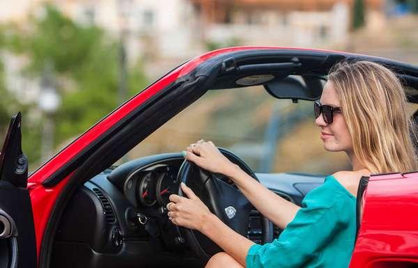 Управление автомобилем за границей