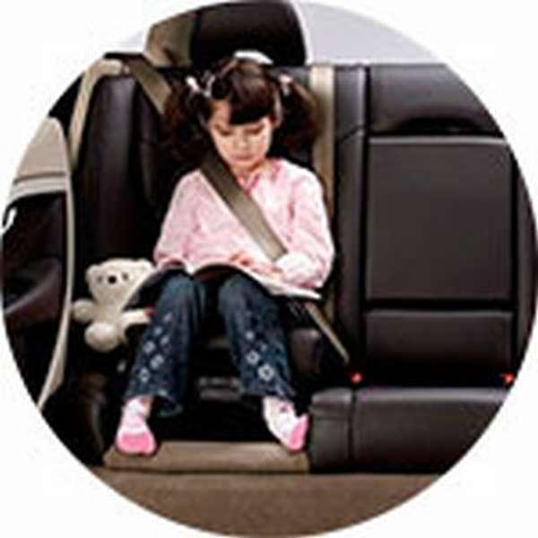 Как возить детей в машине?