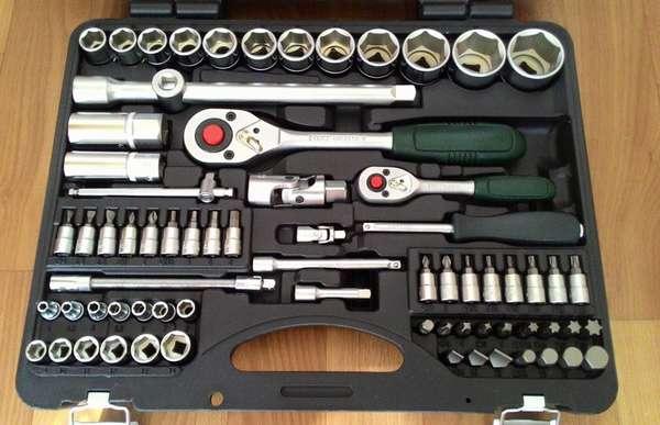 Набор инструментов FORCE 4821